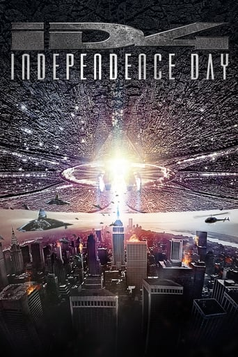 Filmplakat von Independence Day