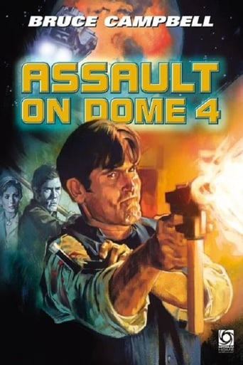Poster of Assault on Dome 4