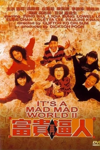 Poster of It's a Mad, Mad, Mad World II