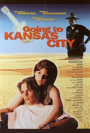 Poster of Going to Kansas City