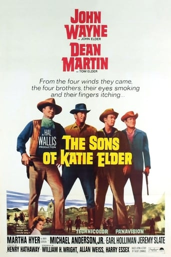 Poster of The Sons of Katie Elder