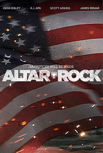 Poster of Altar Rock