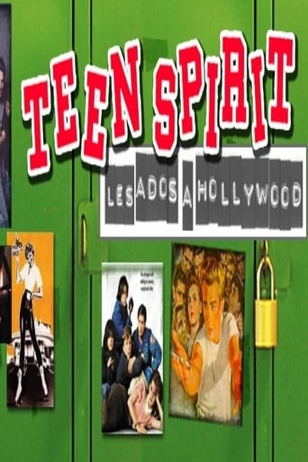 Poster of Teen spirit: Les ados à Hollywood