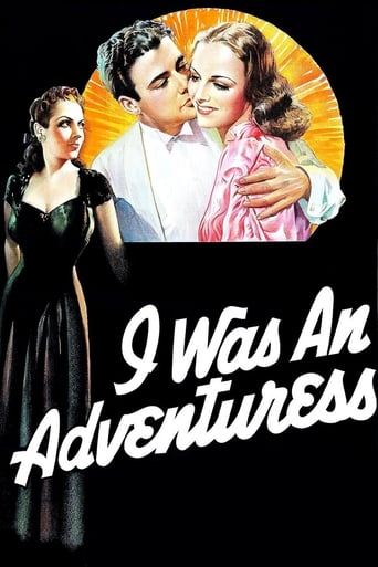 Poster of I Was an Adventuress