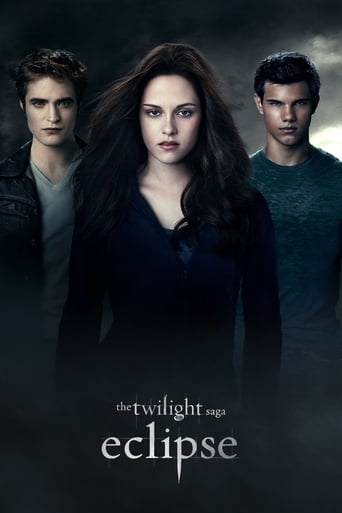 Poster of Twilight sága: Zatmění