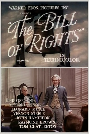 Poster of The Bill of Rights