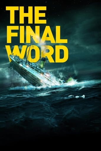 Poster of Titanic: The Final Word with James Cameron