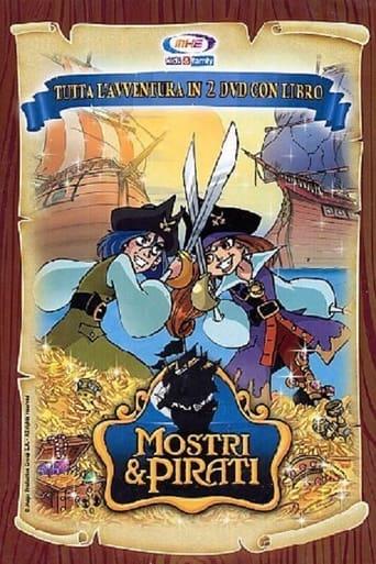 Poster of Mostri e Pirati