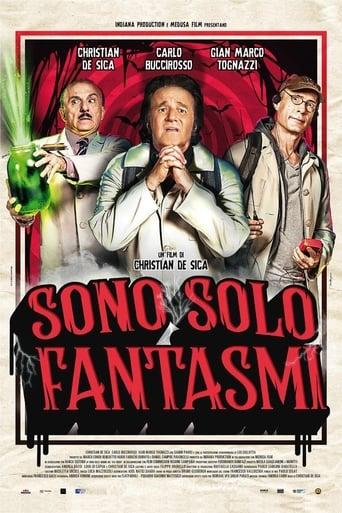 Poster of Sono solo fantasmi