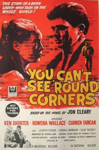 Poster of You Can't See 'round Corners