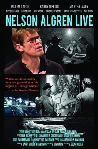 Poster of Nelson Algren Live