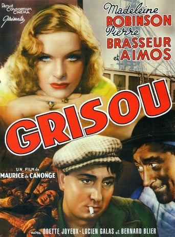 Poster of Grisou