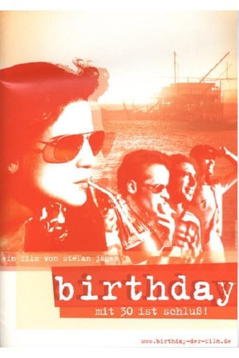 Poster of Birthday
