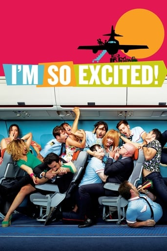 Poster of I'm So Excited!