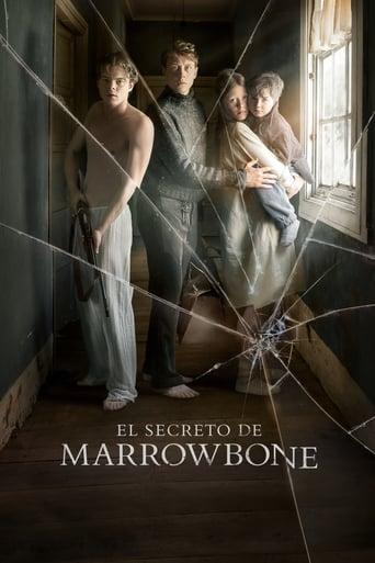 Poster of El secreto de Marrowbone