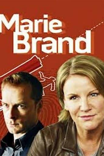 Poster of Marie Brand und das ewige Wettrennen