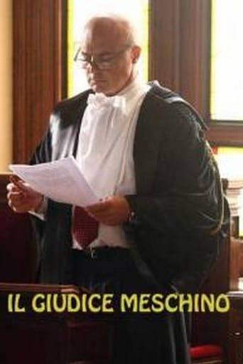 Maurizio Marchetti cartel Il Giudice Meschino