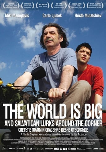 Poster of The World Is Big and Salvation Lurks Around the Corner