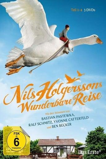 Poster of Nils Holgersson a jeho zázračná cesta