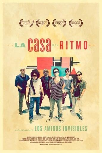 Poster of La Casa del Ritmo: A Film About Los Amigos Invisibles