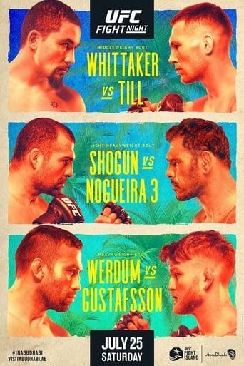 Poster of UFC on ESPN 14: Whittaker vs. Till