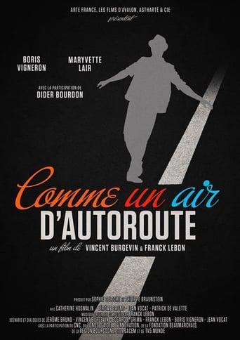 Poster of Comme un air d'autoroute