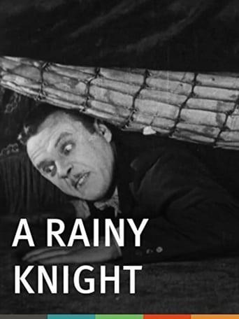 Poster of A Rainy Knight