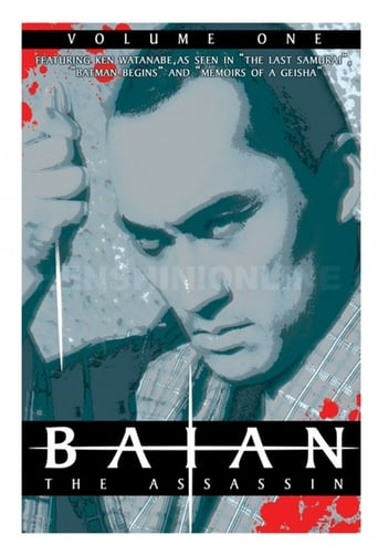 Poster of Baian the Assassin
