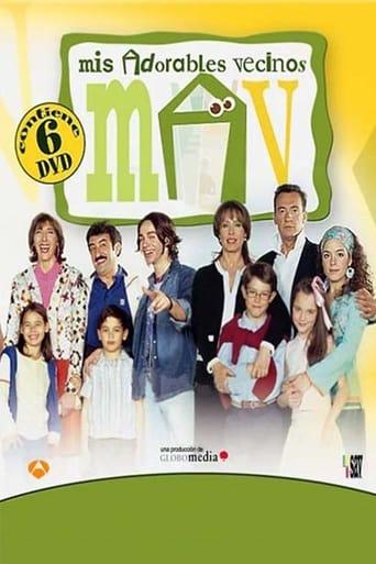 Poster of Mis adorables vecinos