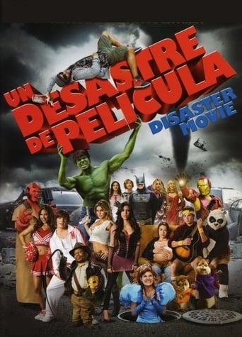 Poster of Un Desastre de Pelicula / Disaster Movie