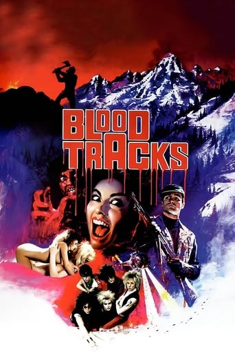 Poster of Blood Tracks