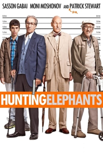 Poster of Hunting Elephants