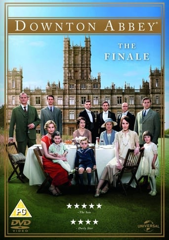 Poster of Downton Abbey: Christmas Special 2015