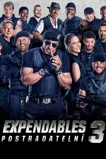 Poster of Expendables: Postradatelní 3