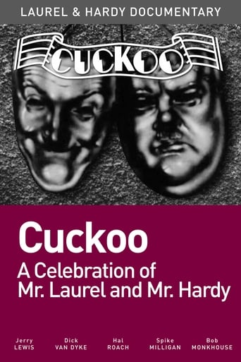 Poster of Omnibus - Cuckoo: A Celebration of Mr. Laurel and Mr. Hardy