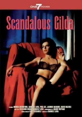Poster of Scandalosa Gilda