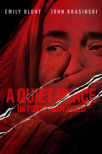 Poster of A Quiet Place - Un posto tranquillo