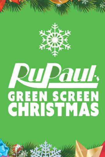 Poster of RuPaul's Drag Race: Green Screen Christmas