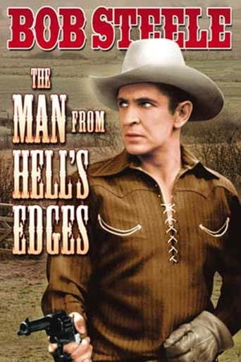 Poster of The Man from Hell's Edges