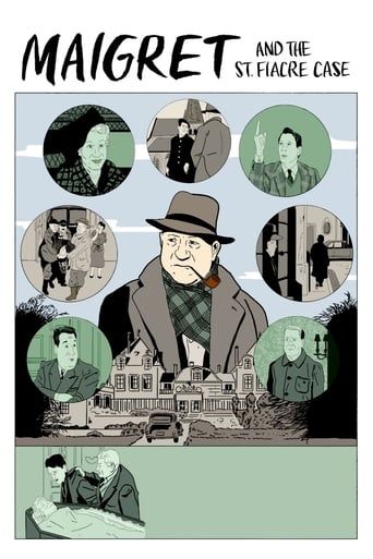 Poster of Maigret and the St. Fiacre Case