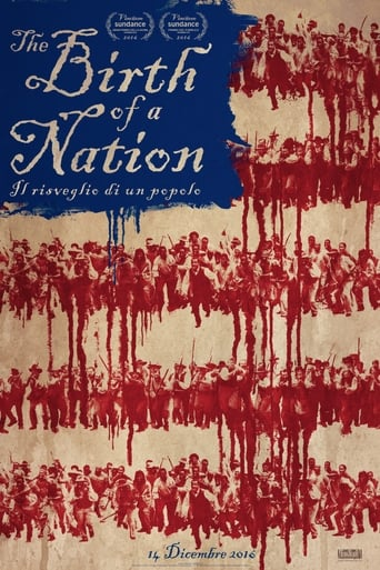 Poster of The Birth of a Nation - Il risveglio di un popolo
