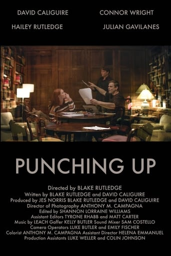 Poster of Punching Up