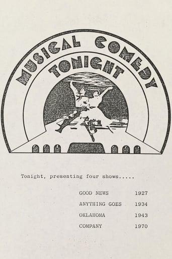 Musical Comedy Tonight