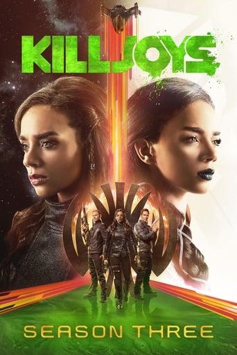 Killjoys (2017) 3 Sezonas EN