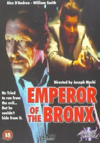 Poster of Emperor of the Bronx
