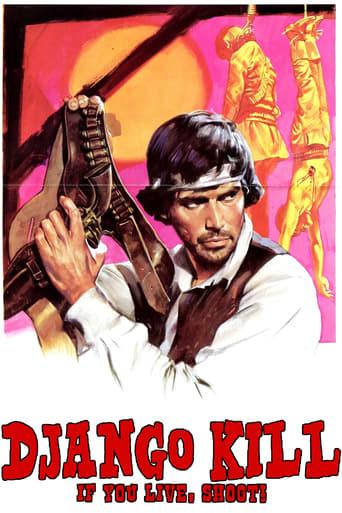 Poster of Django Kill... If You Live, Shoot!