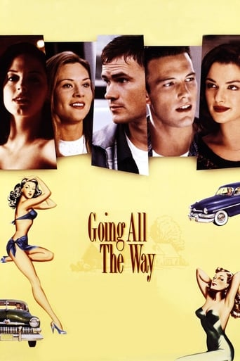 Poster of Going All the Way
