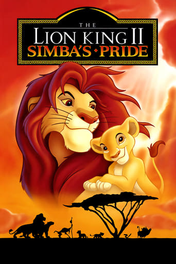 Poster of The Lion King II: Simba's Pride