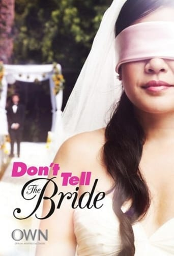 Poster of Don't Tell the Bride