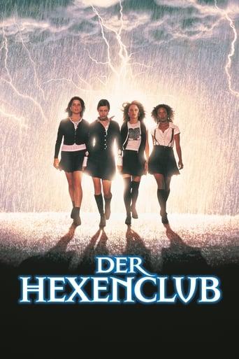 Filmplakat von Der Hexenclub